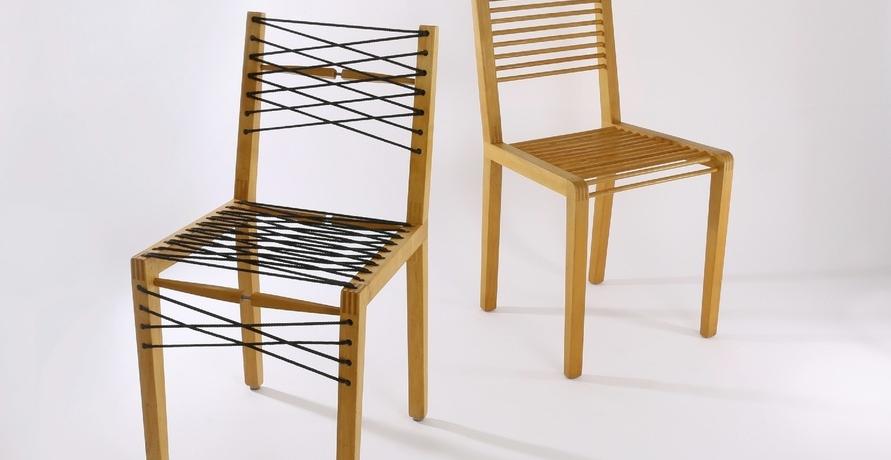 Pfiffige Möbelstücke, die Ästhetik und Ökologie vereinen