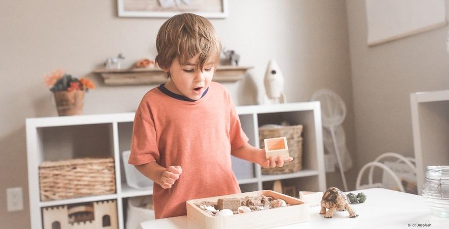 Spielerisch Lernen mit nachhaltigen Bastelsets für Groß und Klein