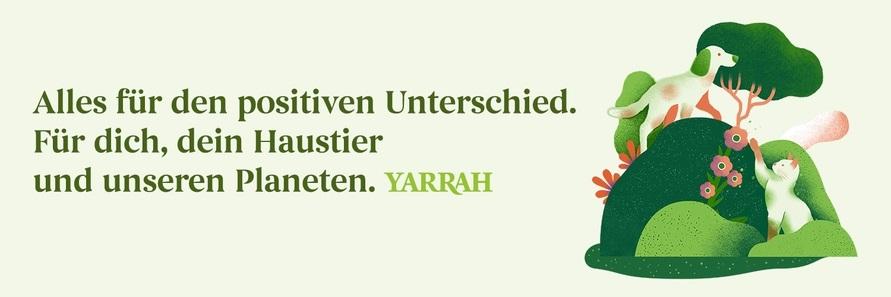 YARRAH Slogan