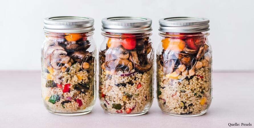 Coole Vorratsdosen für deine nachhaltige Küche