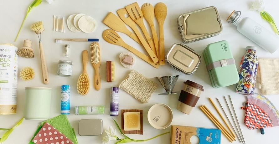 Zeit für Veränderung: Zero Waste Produkte von Kopf bis Fuß