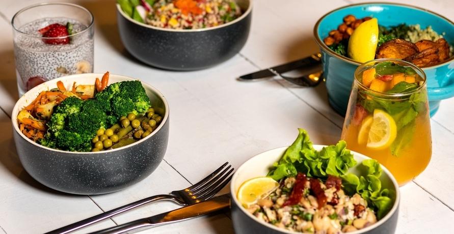 Schnell, lecker und gesund - Top Lebensmittel in Bioqualität von sana essence
