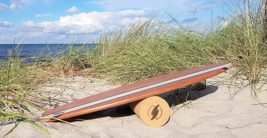 Kurzurlaub daheim: Mit nachhaltigen Balance Boards von Surfstylefever