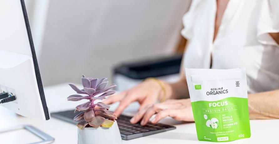 Gesunde Versorgung und Leistungsverbesserung mit Berlin Organics