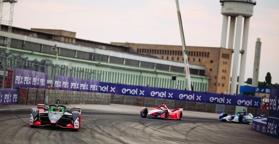 Formel E in Berlin: Vergne schlägt Felix da Costa für Pole-Position am Samstag