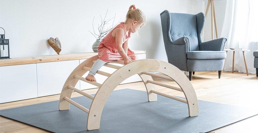 Auf Spielkurs – nachhaltiges Aktivitätsspielzeug für Kinder