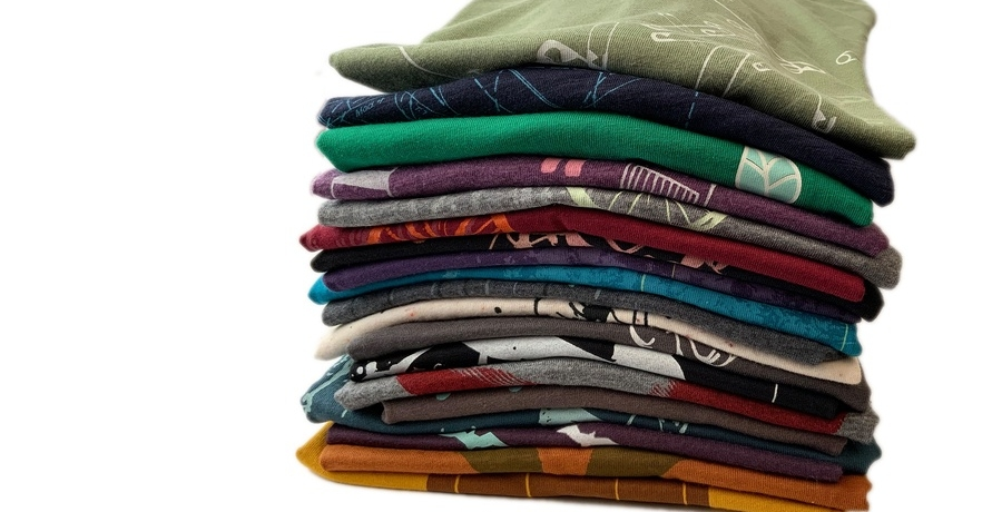 Nachhaltige Mode aus der Siebdruckwerkstatt