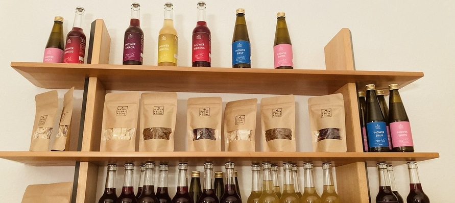 Getränke aus Naturstoffen – zuckerfrei und ungefiltert