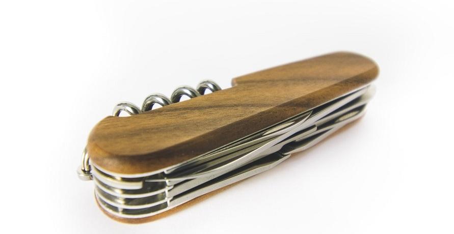 Nachhaltige Taschenmesser – Alleskönner für unterwegs