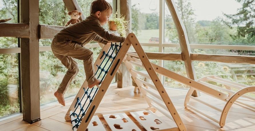 Gesunde Bewegungsentwicklung für dein Kind