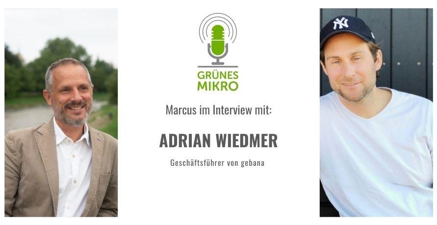 Fairer Handel mit Adrian Wiedmer