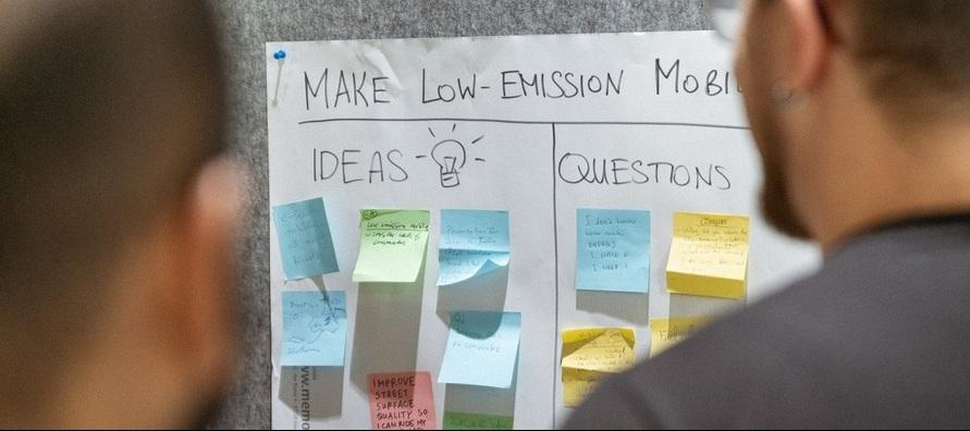 Globaler Hackathon zum Thema Klimainnovation - sei dabei