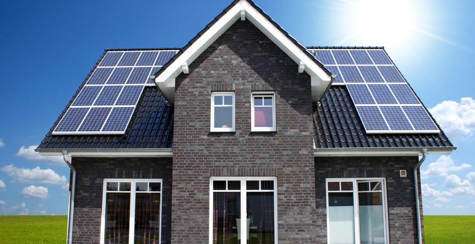 Plusenergie-Häusern gehört die Zukunft