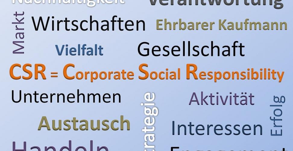 Corporate Responsibility: Unternehmen mit Verantwortung