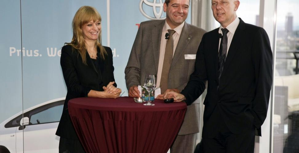 """Themenreihe """"Elektromobilität in der Praxis"""" - Im Interview Dirk Breuer, Pressesprecher Technik TOYOTA DEUTSCHLAND GMBH"""