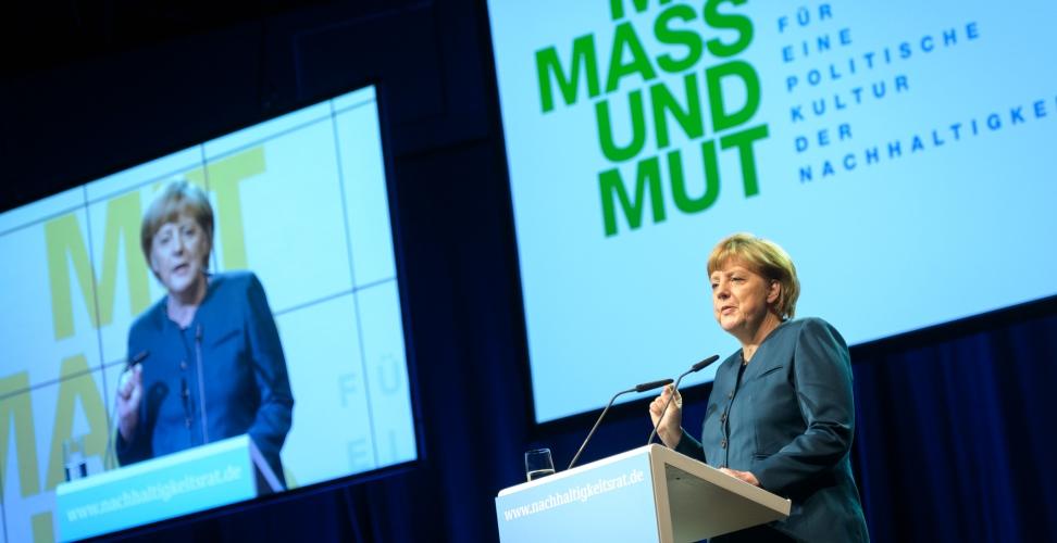 Jahreskonferenz des Nachhaltigkeitsrates