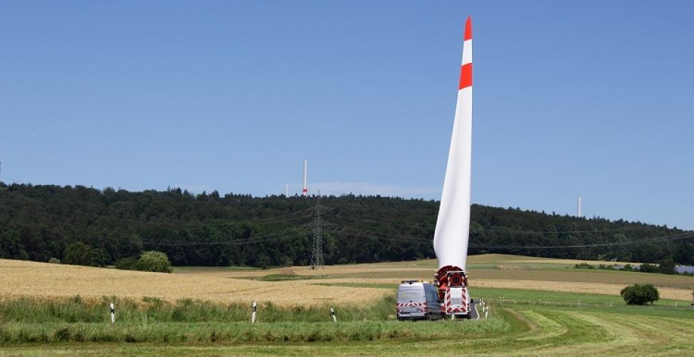 Bürgerbeteiligung: Anwohner erleben die Entstehung ihres Windparks