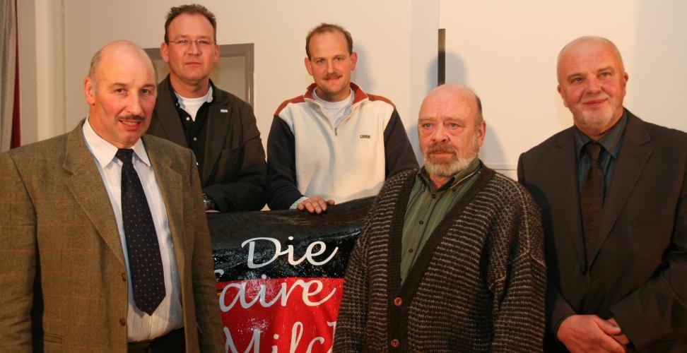 Im Interview: Romuald Schaber, Vorstandsvorsitzender des Bundes Deutscher Milchviehhalter e.V. (BDM)