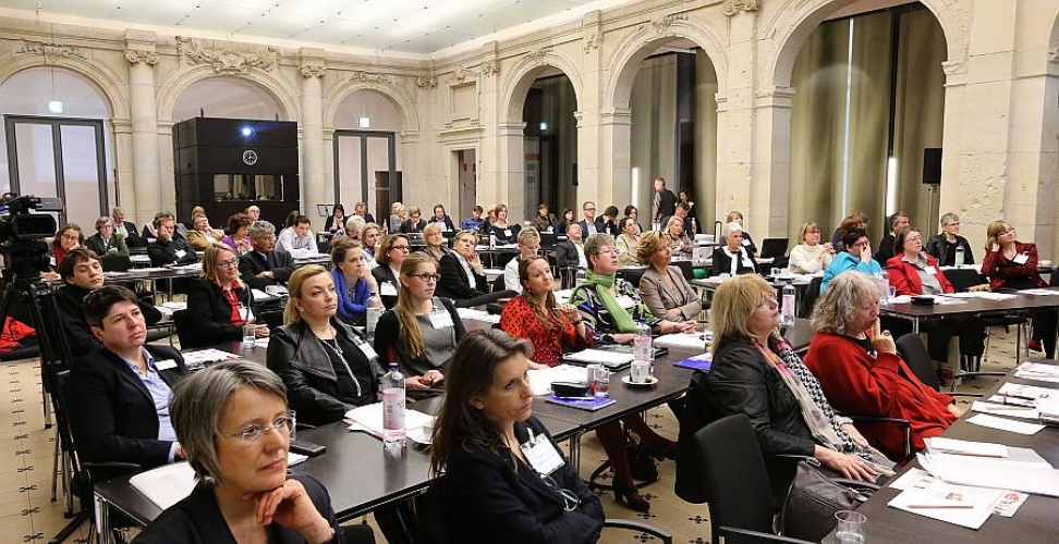 3. BundesKongress GenderGesundheit 2015 in Berlin