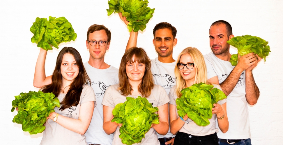 Nachhaltiges Bonusprogramm Bonsum erobert Berlin
