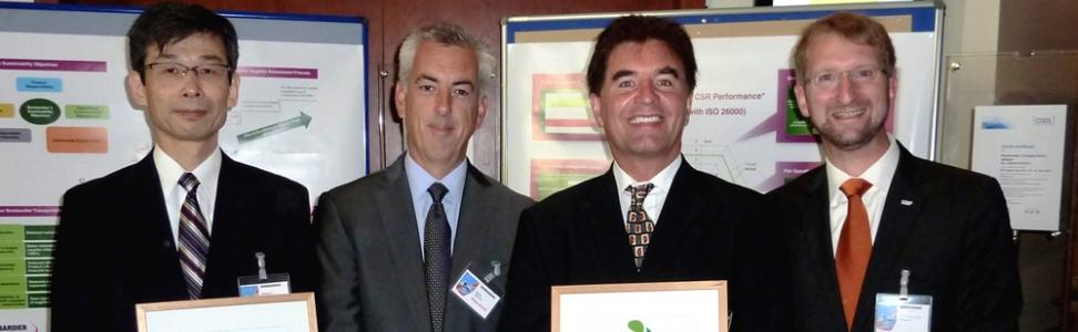 Bombardier Transportation gibt Gewinner seiner ersten