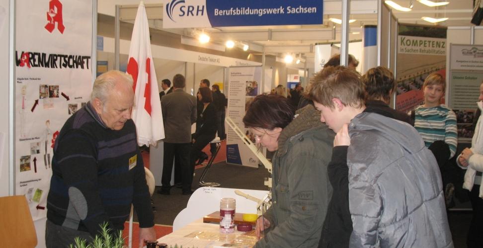 Im Interview: John Püschel von der Job- und Bildungsmesse IMPULS