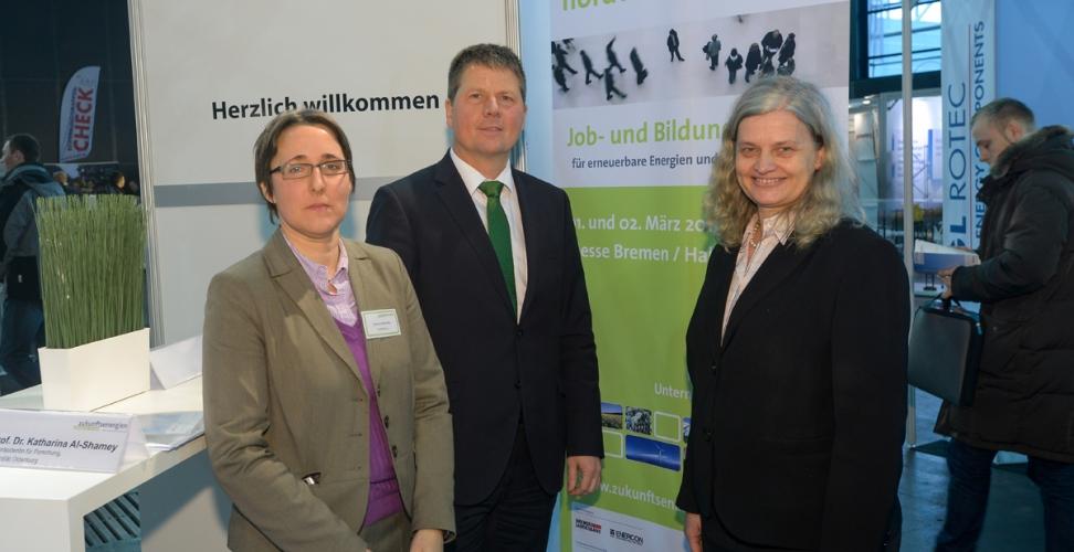 Die zukunftsenergien nordwest - die Job- und Bildungsmesse für erneuerbare Energien und Energieeffizienz