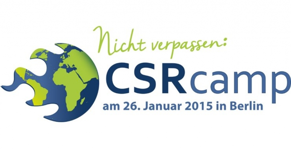 1. CSRcamp am 26.01.15 in Berlin