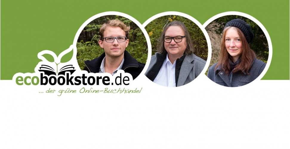 Ecobookstore als grüne Alternative