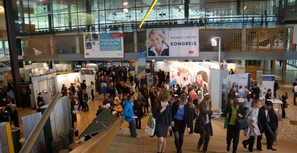 women&work – Deutschlands größter Messe-Kongress für Frauen