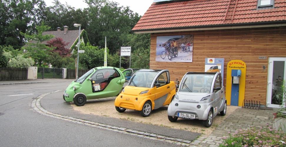 Elektromobilität: Warum die Autos der Zukunft kein Benzin mehr benötigen werden
