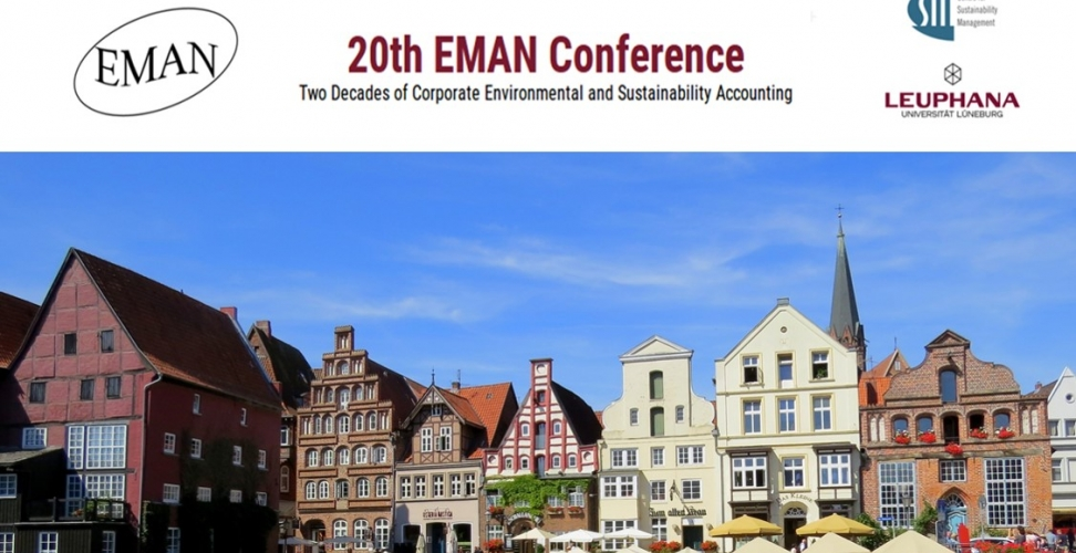 20. Konferenz des Environmental and Sustainability Management Accounting Network (EMAN)