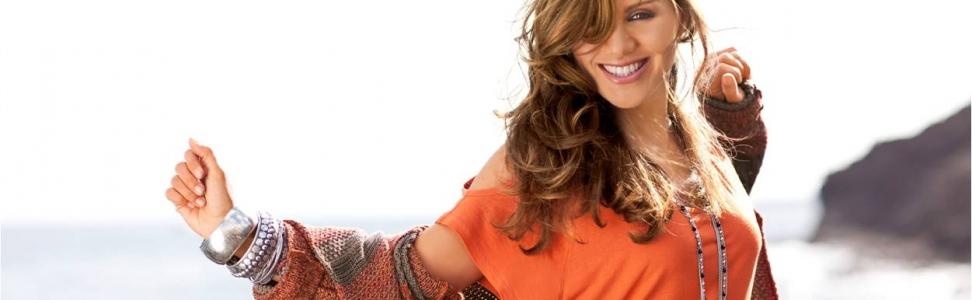 Nazan Eckes ist das OTTO-Gesicht der Herbst-/ Winter-Saison 2011