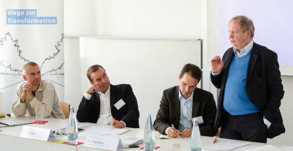 Fachkongress Nachhaltige Ökonomie am 25.9.2014