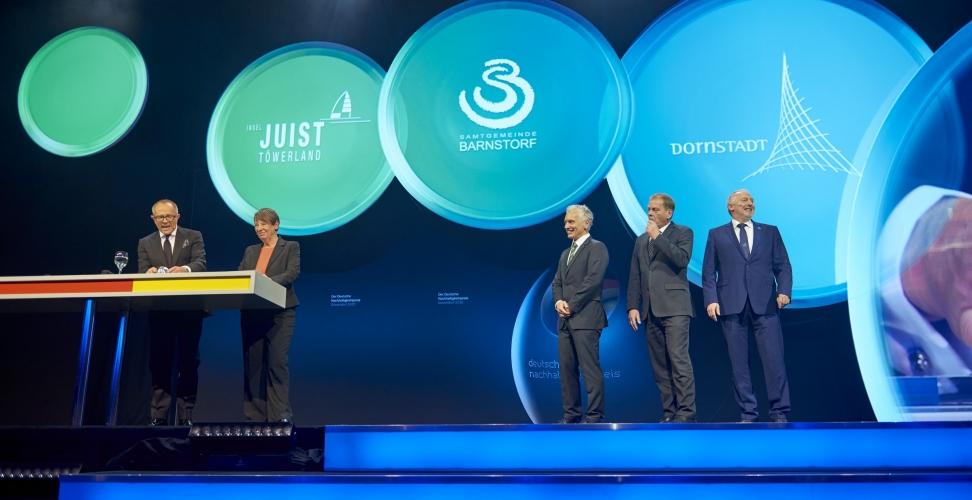 Vorbilder für kommunale Nachhaltigkeit: Neun Städte und Gemeinden für den  Deutschen Nachhaltigkeitspreis nominiert