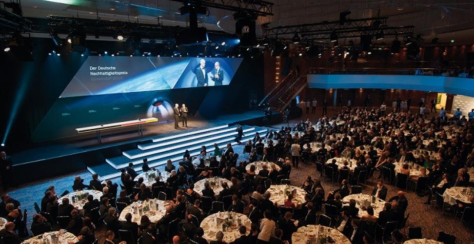 Der Deutsche Nachhaltigkeitspreis - Programm 2015