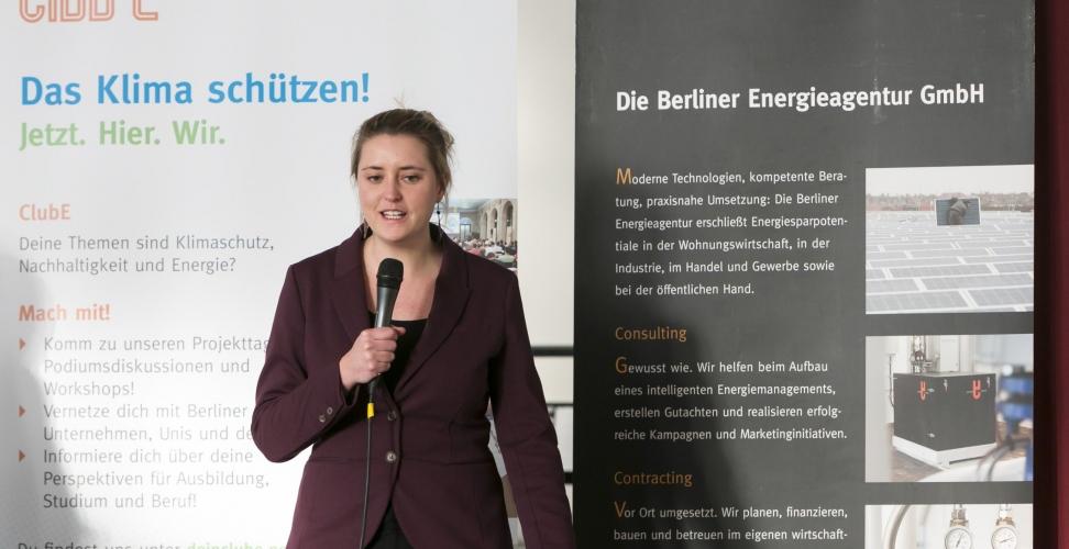 """Die """"grüne"""" Wirtschaft in Berlin hat großes Potenzial"""