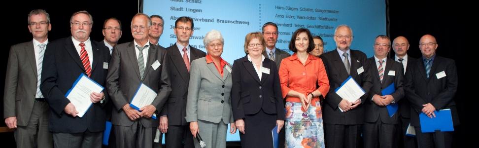 Bundesumweltministerium fördert energieeffiziente Abwasseranlagen mit 10 Mio. €