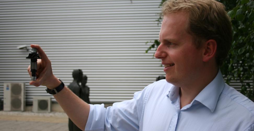 Im Experten-Interview: Robert Gosling, Senior Design Ingenieur bei Dyson, zum EU-Energielabel für Staubsauger