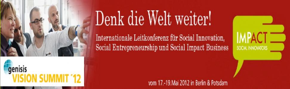 Deutschland als Land der sozialen Innovatoren entdecken