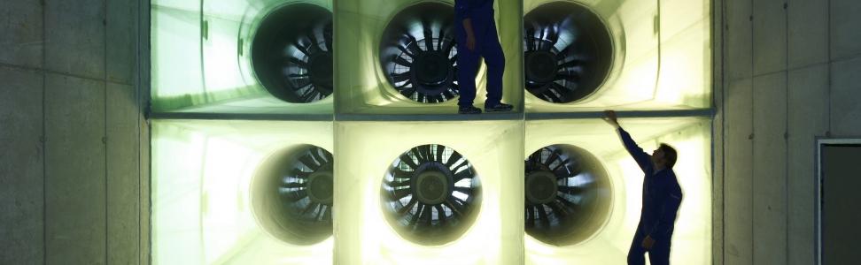 Bundesumweltministerium bringt Windenergieforschung voran